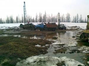 Гидрогеологические изыскания АК Транснефть